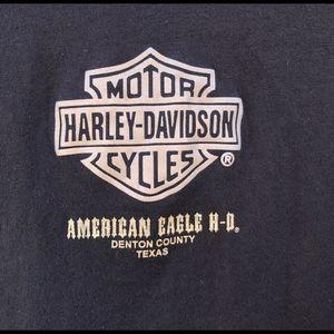 Harley-Davidson Shirts - Men's Vintage Harley-Davidson T-shirt SZ 2X